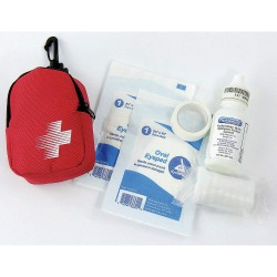 PhysiciansCare - 3019 - Eye Care Kit, Kit, Fabric Case Material, Eye Care, 1 People Served Per Kit