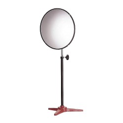 See All - PED-12 - 12-dia. Circular Indoor Convex Mirror, 12 x 12, Viewing Distance: 15 ft.