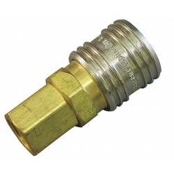 Eaton Electrical - 520 - Brass Universal Quick Coupler Body