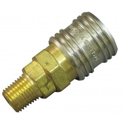 Eaton Electrical - 550 - Brass Universal Quick Coupler Body