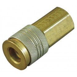 Eaton Electrical - B23AS37F - Brass Universal Quick Coupler Body