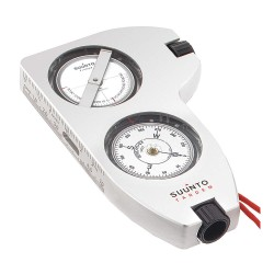 Suunto - SS020421000 - Clinometer Compass, Silver