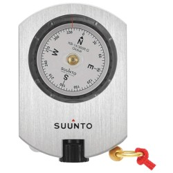 Suunto - SS020417000 - 3-1/32 x 2-1/2 x 19/32 Anodized Aluminum Optical Sighting Compass