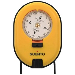 Suunto - SS020419000 - 3-5/64 x 2-1/4 x 51/64 Plastic Optical Sighting Compass