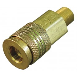Eaton Electrical - B23AS37M - Brass Universal Quick Coupler Body