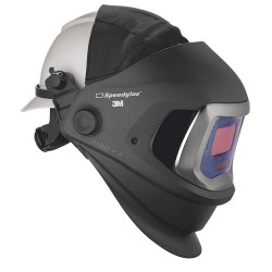 3M - 06-0600-10HHSW - 9100 FX Series, Auto-Darkening Welding Helmet, 5, 8 to 13 Lens Shade, 4.20 x 2.80 Viewing Area