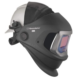 3M - 06-0600-20HHSW - 9100 FX Series, Auto-Darkening Welding Helmet, 5, 8 to 13 Lens Shade, 4.20 x 2.80 Viewing Area