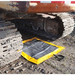 Enpac - 5692-YE - Absorbent Maintenance Blanket, Universal