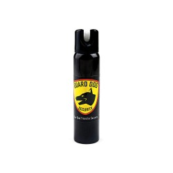 Guard Dog Security - PS-GDOC18-G5 - Pepper Spray, Glow In The Dark Twist Top