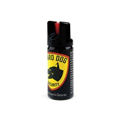 Guard Dog Security - PS-GDOC18-2 - Pepper Spray, Twist Top, Black, 2 oz.