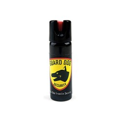 Guard Dog Security - PS-GDOC18-3 - Pepper Spray, Twist Top, Black, 3 oz.
