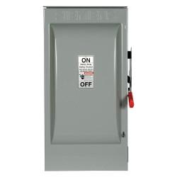 Siemens - HNF364R - Safety Switch, 3R NEMA Enclosure Type, 200 Amps AC, 125 HP @ 600VAC HP