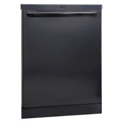 Frigidaire - FGID2466QB - Undercounter Dishwasher, Black, Width 24, Depth 25, Voltage 120, ADA Compliant No