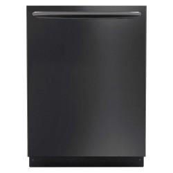 Frigidaire - FGID2476SB - Undercounter Dishwasher, Black, Width 25, Depth 24-5/8, Voltage 120, ADA Compliant No