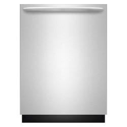 Frigidaire - FGID2476SF - Undercounter Dishwasher, Stainless Steel, Width 26, Depth 24-5/8, Voltage 120, ADA Compliant No