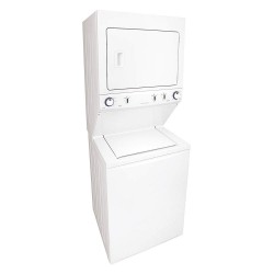 Frigidaire - FFLE3911QW - Washer Dryer Combo, Electric, White, Washer Capacity 4.0 cu. ft., Dryer Capacity 5.5 cu. ft.