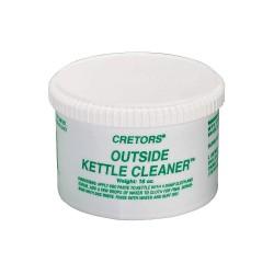 Cretors - 2157 - Popcorn Machine Outside Kettle Cleaner, 16 oz. Jar, 12 PK