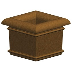 Petersen Mfg - A24X24X18 - Security Planter, 18 In. H