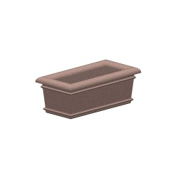 Petersen Mfg - A48X24X18 - Security Planter, 18 In. H