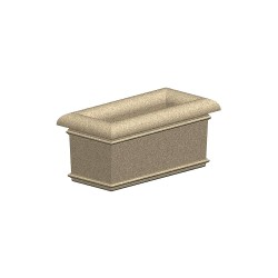 Petersen Mfg - A48X24X22 - Security Planter, 22 In. H