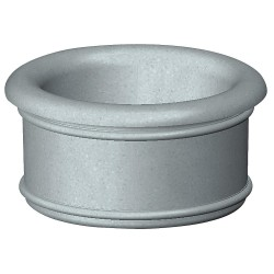Petersen Mfg - A6 - Security Planter, Concrete, 36 in. H