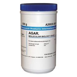 RPI - A20020-1000.0 - Agar/High Gel Strength, Powder, 1kg, 1 EA