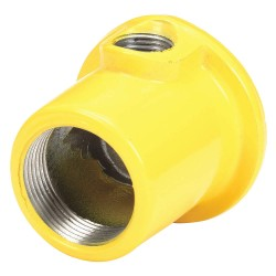 Bradley - 111-039 - Inlet Drain Fitting, For Use With Bradley Safety Showers Eyewashes