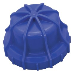 Bradley - 118-300 - Cover, Foot Valve, Blue