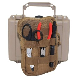Zero Point - TIK.1-CB - Tactical IED Kit, Coyote Brown