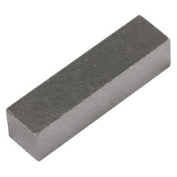 World of Welding - ABAR025X025X100 - Raw Alnico Magnet, 1 in.