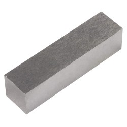 World of Welding - ABAR037X037X150 - Raw Alnico Magnet, 1-1/2 in.