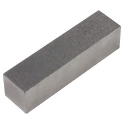 World of Welding - ABAR050X050X200 - Raw Alnico Magnet, 2 in.