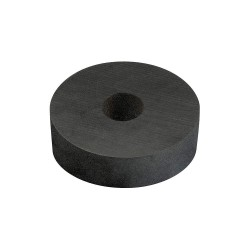 World of Welding - 455005 - Ring Magnet, Ceramic, 41 lb.
