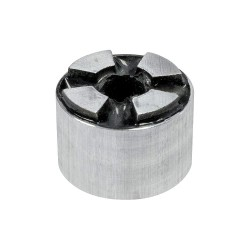 World of Welding - AR1501 - Multi-Pole Insulated Magnet, 25/32 in.