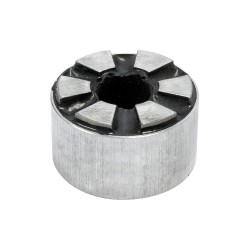 World of Welding - AR1502 - Multi-Pole Insulated Magnet, 25/32 in.