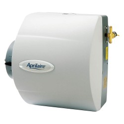 Aprilaire - 400 - Whole Home Humidifier, 24V, 10-3/8 in. D
