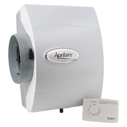Aprilaire - 400M - Whole Home Humidifier, 24V, 10-5/16 in. D
