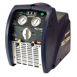 Bacharach - 2020-8001 - Refrigerant Recovery Machine, 115V, 1 HP