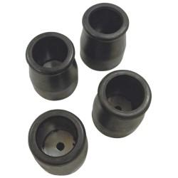 Cotterman - SU2203 - Crutch Tips, 1 In., PK4