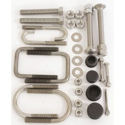 Cotterman - SU0049 - Replacement Stainless Steel Hardware Kit