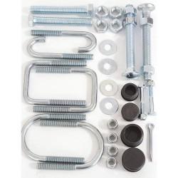 Cotterman - SU0051 - Replacement Hardware Kit, Zinc Plated