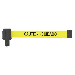Banner Stakes - PL4028 - PLUS Barrier System Head, Caution-Cuidado