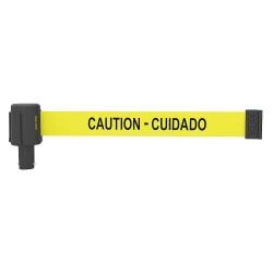 Banner Stakes - PL4029 - PLUS System Head, Caution-Cuidado, PK5