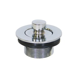Kissler - 58-7191 - Brass Tub and Shower Lift and Turn Stopper