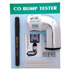 Regin HVAC - CO BUMP TESTERCO 101 - 7-3/4 x 6-1/4 x 2 Carbon Monoxide Bump Tester; For Use With Mfr. No. CO-R; Provides Periodic Test