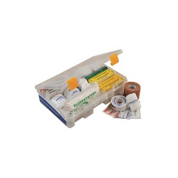 MobileAid - 31716 - First Aid Kit, Kit, Polypropylene Case Material, General Purpose, 50 People Served Per Kit