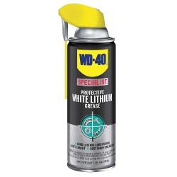 WD-40 - 300240 - White Lithium Multipurpose Grease, 10 oz., NLGI Grade: 2