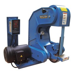 Baileigh Industrial - BG-260-3-220 - Belt Grinder, 1-1/2HP, 220V, 15A