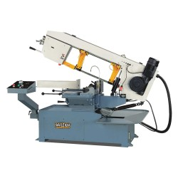 Baileigh Industrial - BS-20M-DM - 3 HP Horizontal Band Saw, Voltage: 220, Max. Blade Length: 162-5/8