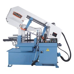 Baileigh Industrial - BS-300M - 1-1/2 HP Horizontal Band Saw, Voltage: 220, Max. Blade Length: 130